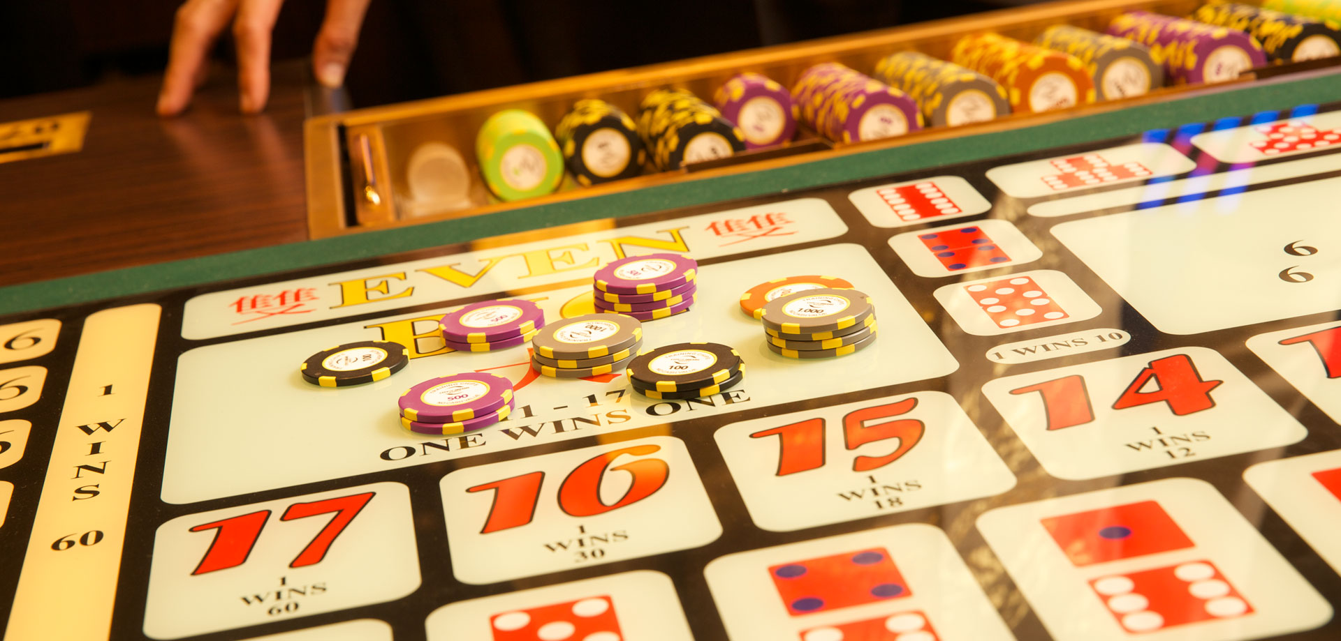 Top Online Casino Payment at Table Gaming's
