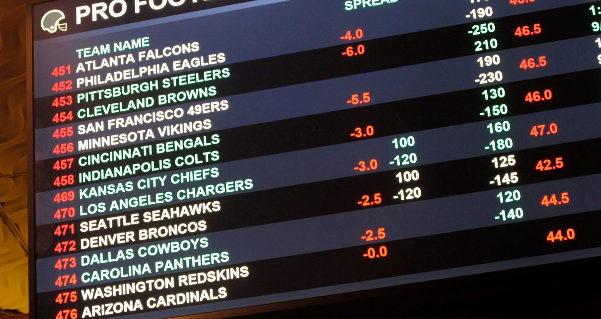 Comprehending Sports Betting Lines